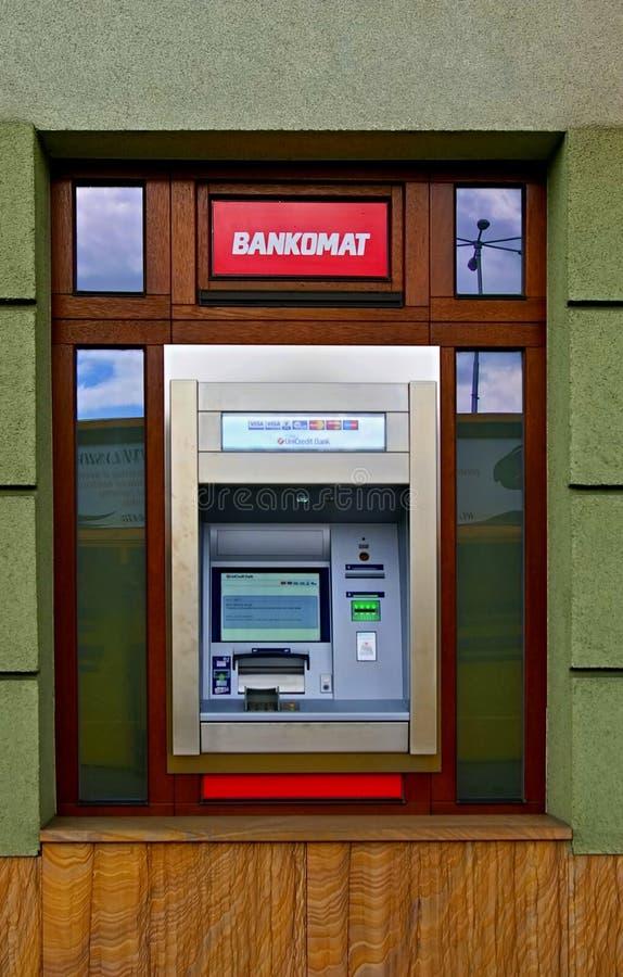 ATM stockfoto