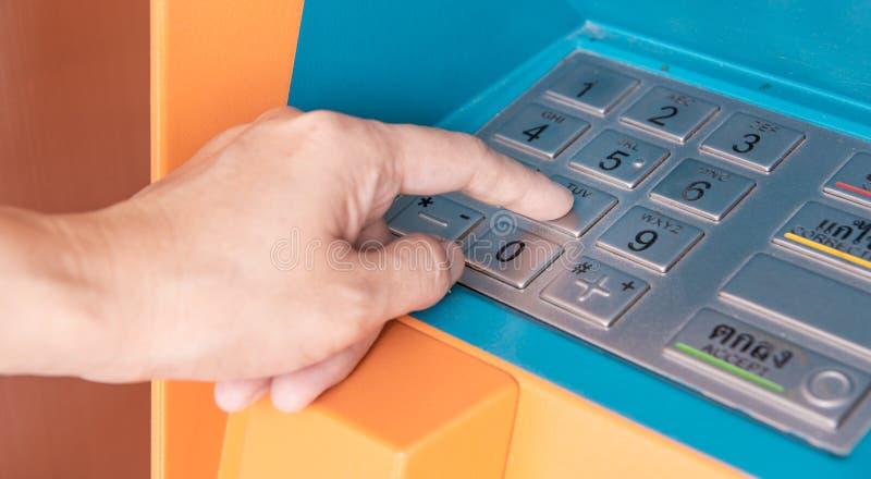ATM royalty-vrije stock foto's