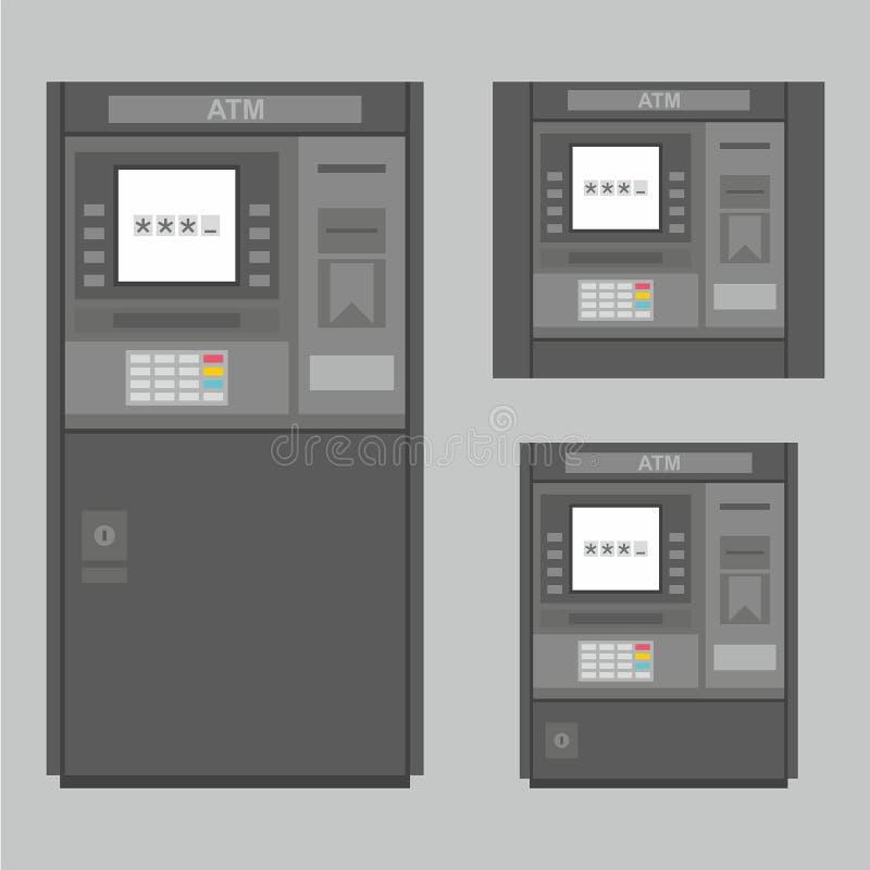 ATM stock illustratie