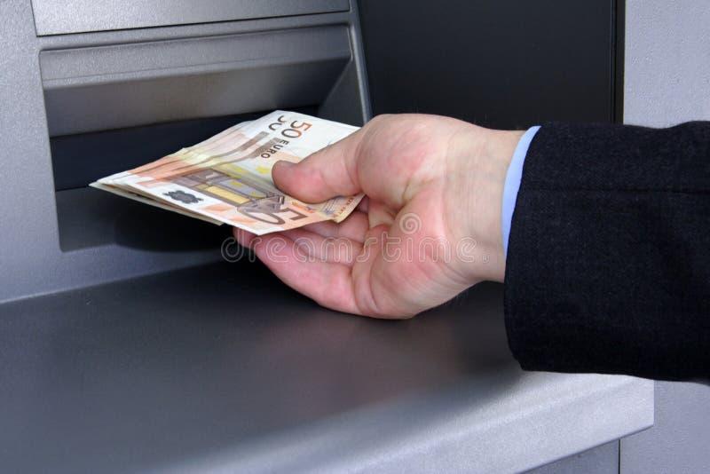 ATM stock afbeeldingen
