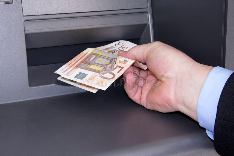 ATM stock fotografie