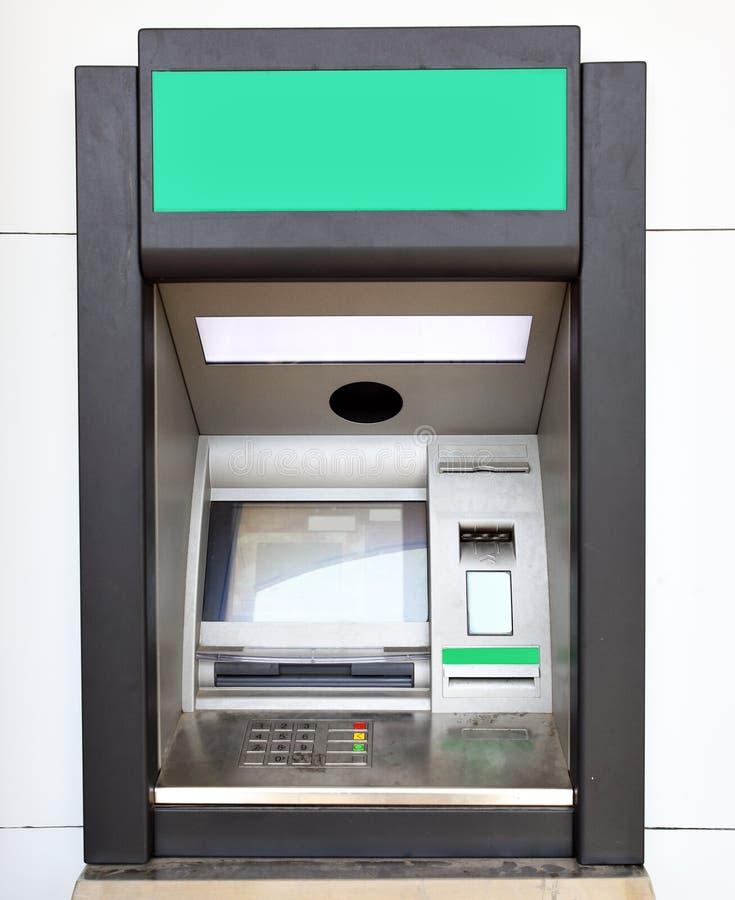 ATM lizenzfreie stockfotos