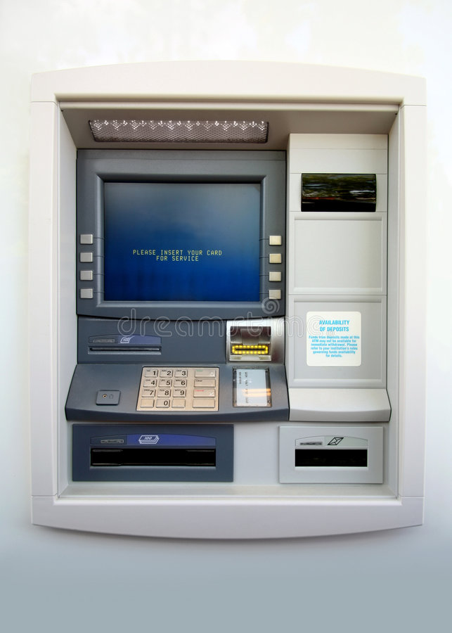 Download ATM - Automated Teller Machine Stock Photo - Image of bank, banking: 1225104