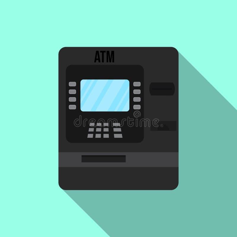 ATM - Automated teller machine stock illustration