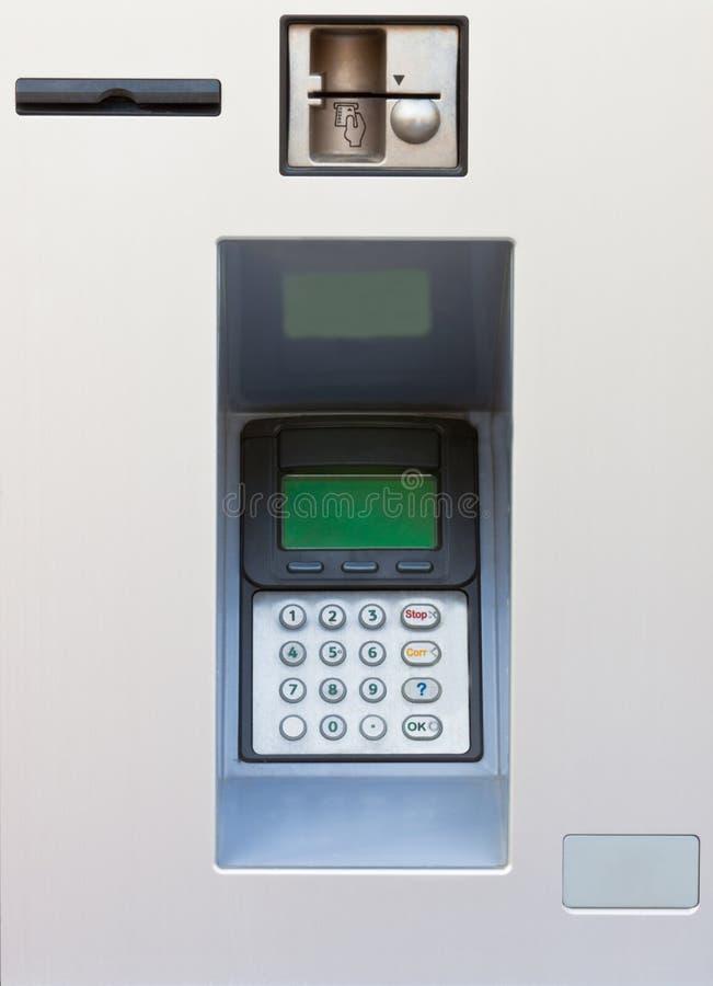ATM Banking Machine Royalty Free Stock Image