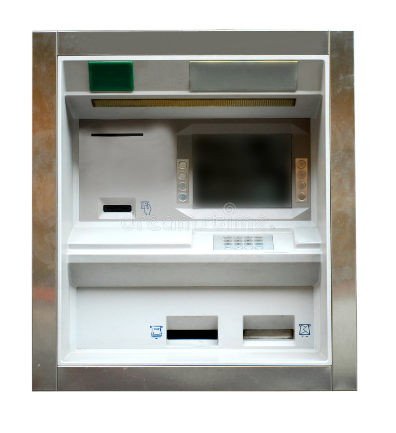 Download ATM - Cash point stock image. Image of corporate, financial - 6117065