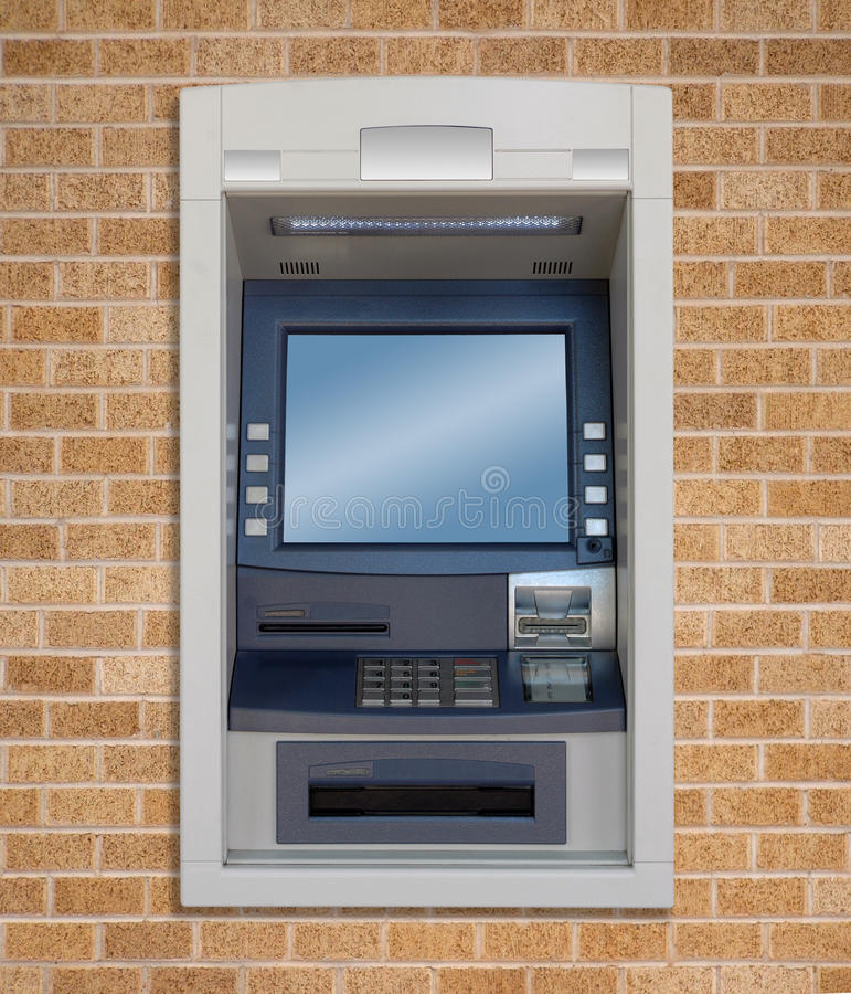 Free Atm Machine Stock Photos - 22804493