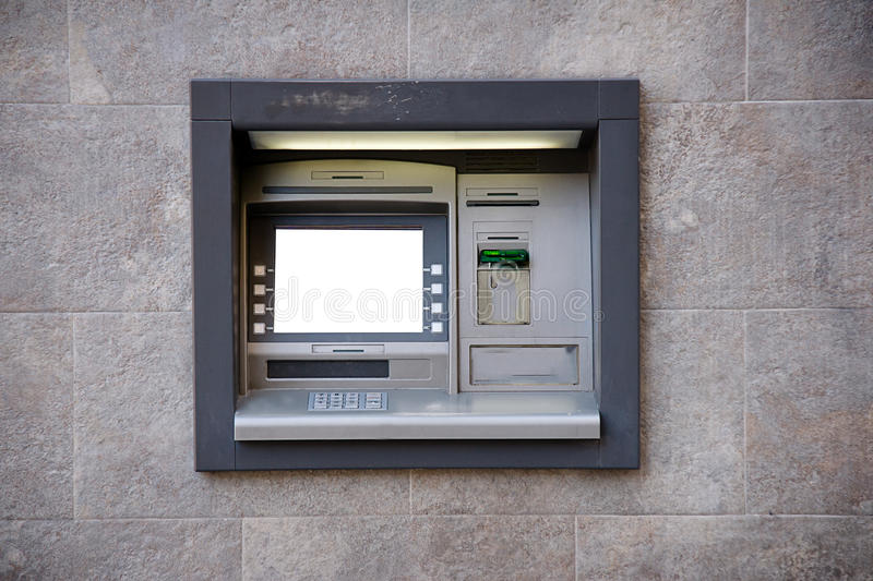 Download Atm machine stock image. Image of currency, code, keypad - 23495563