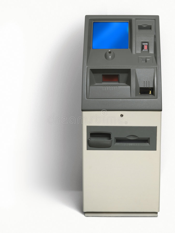 Download ATM machine stock image. Image of global, salary, client - 2701991