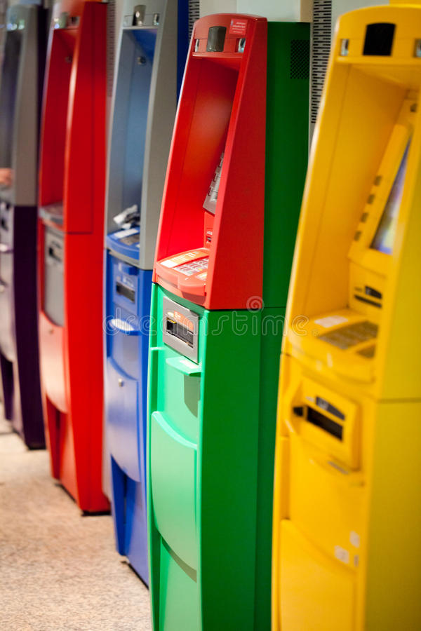 Download Atm machine stock photo. Image of ibox, modern, banking - 27213106
