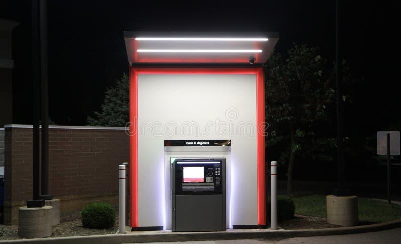 ATM Machine stock photography