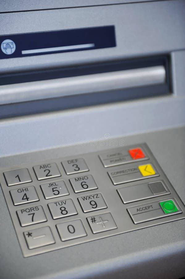 Free ATM Machine Keyboard Stock Photos - 14893773