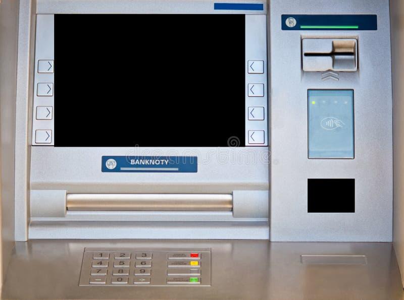 ATM-macines stockbild