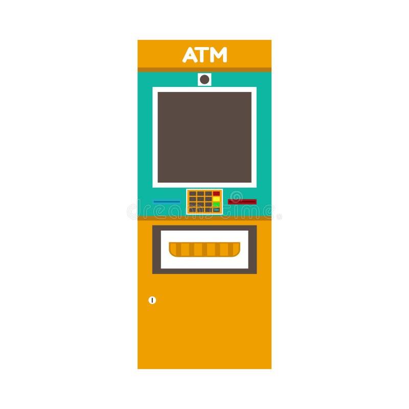 ATM-Maschine im Freien stockfotos