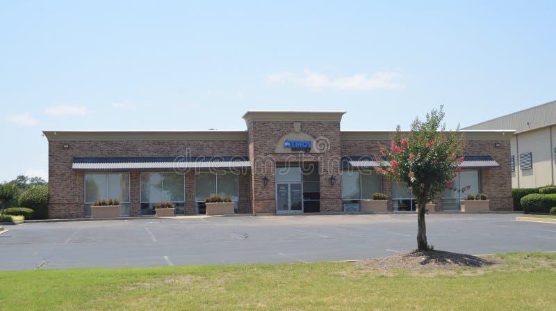 Atmos Energiebedrijf, Memphis, TN royalty-vrije stock fotografie