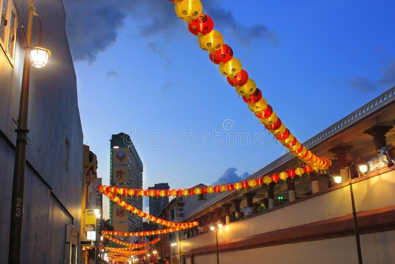 Atmosfeer van Nieuwjaar stock afbeeldingen