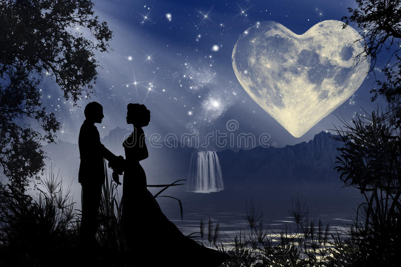 Atmosfera romântica do Valentim imagens de stock royalty free
