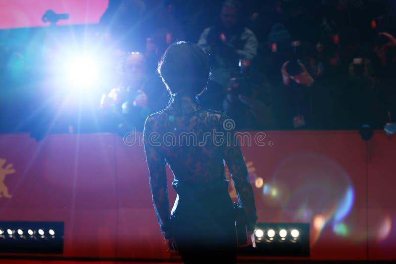 Download Atmosfera Uczęszcza Berlinale Fotografia Editorial - Obraz złożonej z artiste, duch: 106915852