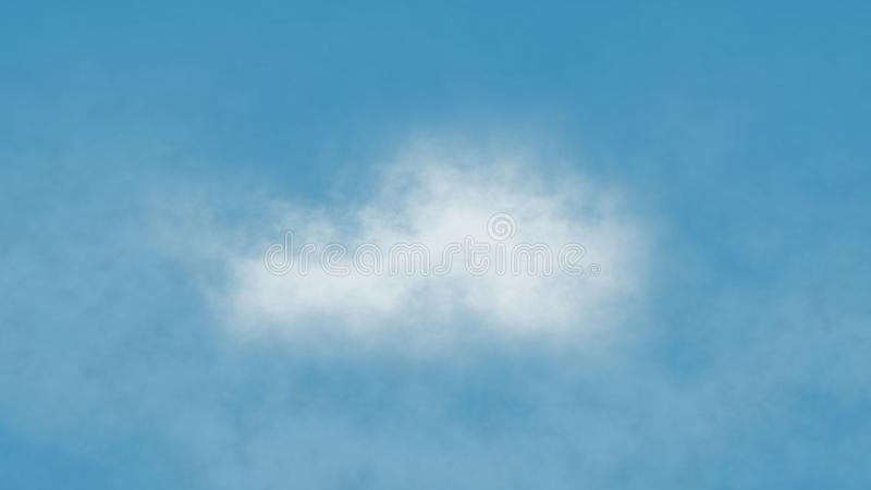 Atmospheric Smoke, Fog, cloud, smooth Movement, Modern abstract background animation 3d render. ใ vector illustration