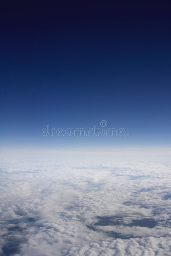 Download Atmospheric View Of Clouds Stock Photography - Image: 5274792