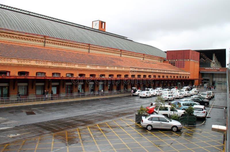 Atocha railstation