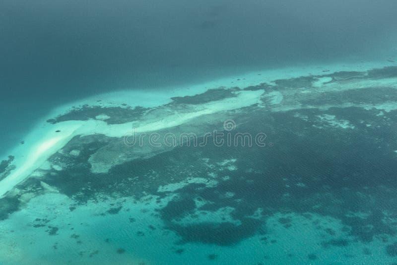 atoll zanzibar arkivfoton