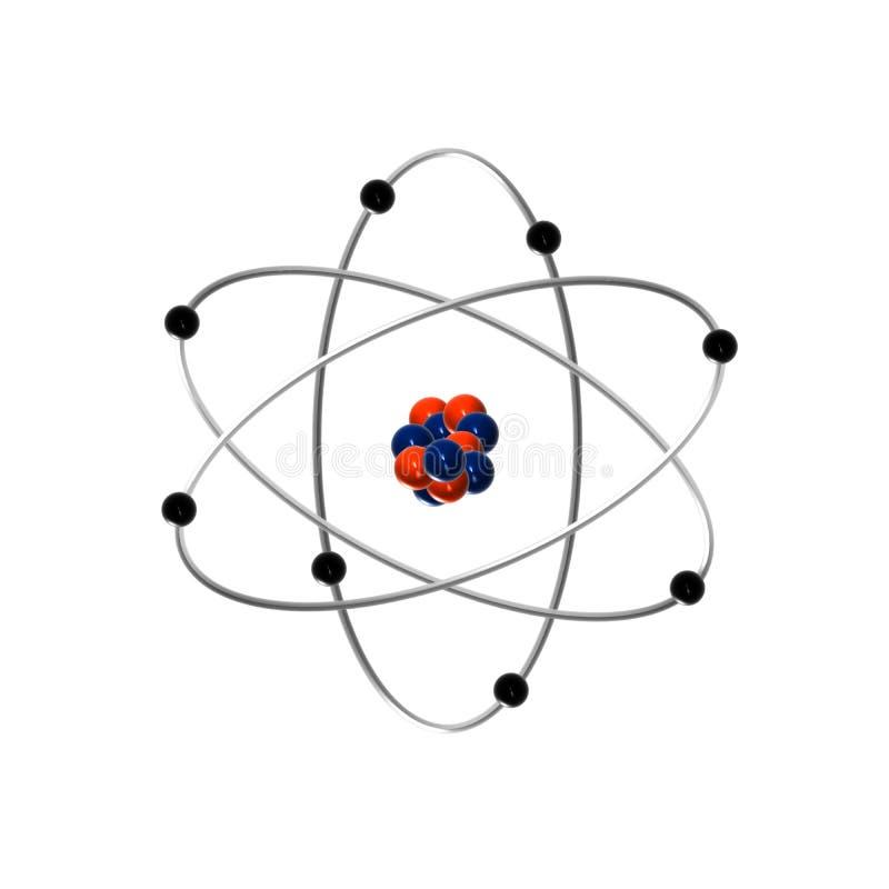 Atom arkivbild