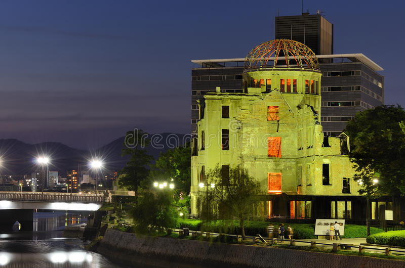 Download Atomic Dome stock image. Image of architecture, lighting - 20529461