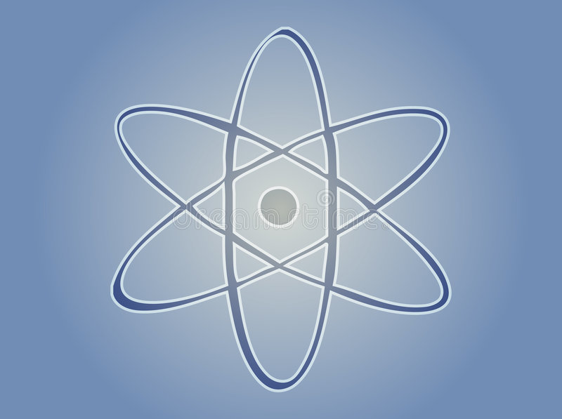 Download Atomic symbol stock vector. Image of critical, periodic - 6813302