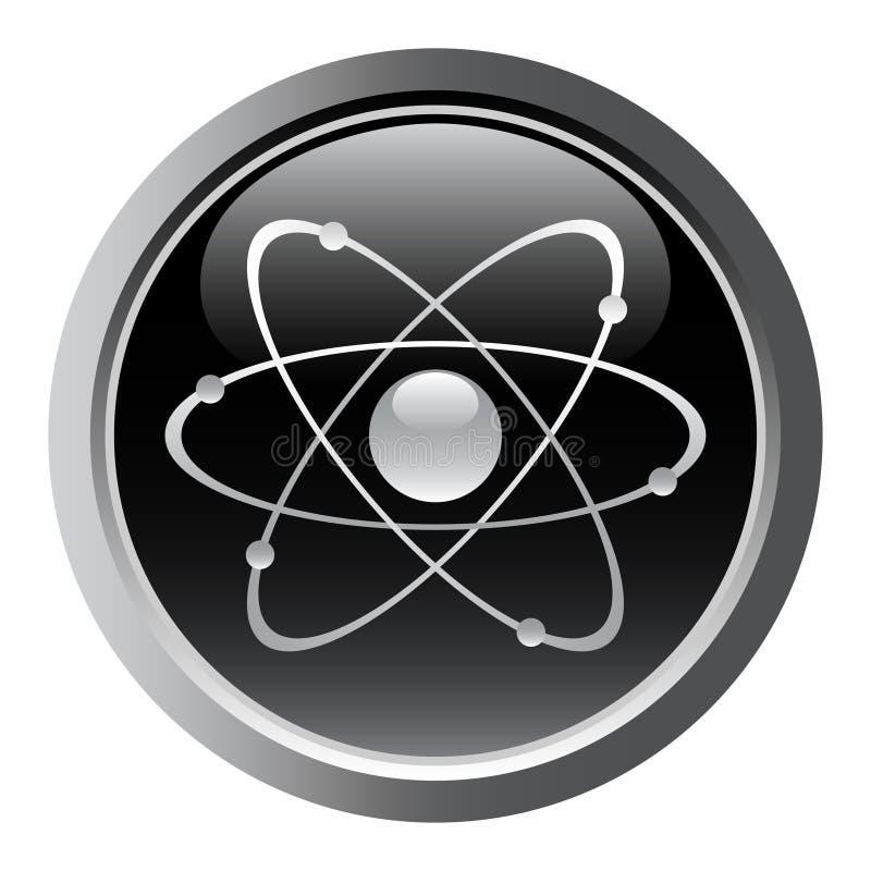 atomowy symbol royalty ilustracja
