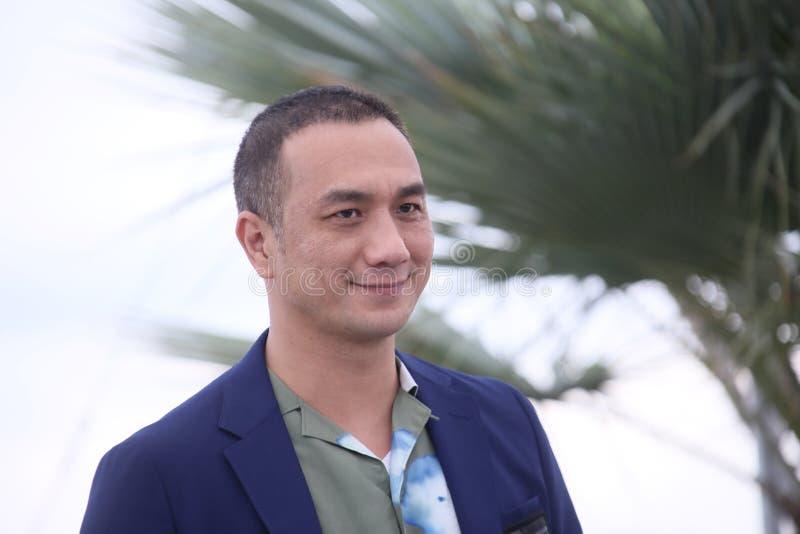 Ator chinês Huang Jue fotografia de stock royalty free
