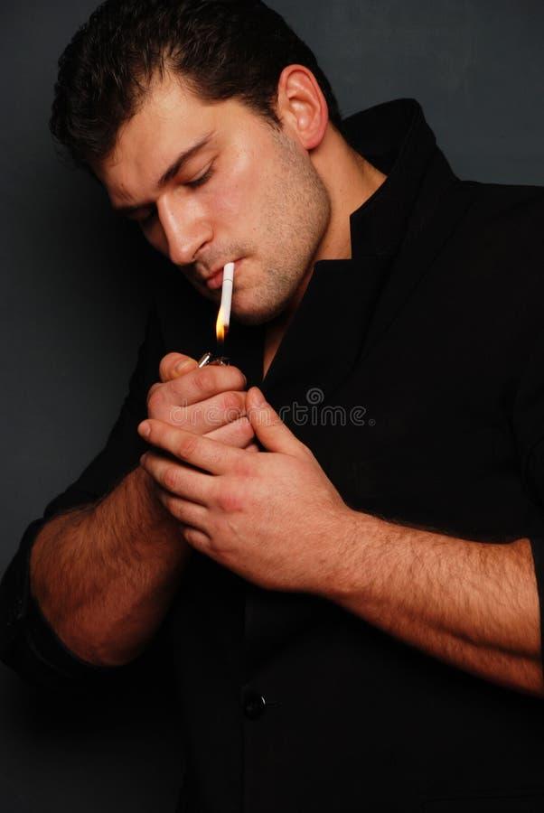 Ator masculino fotografia de stock royalty free