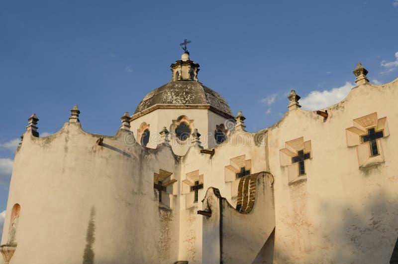 Santuario de Jesús Nazareno de Atotonilco. Guanajuato, Mexico royalty free stock images