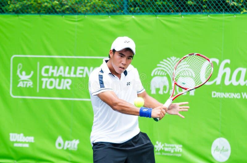 ATP Challenger Chang - SAT Bangkok Open 2013 Editorial Photography