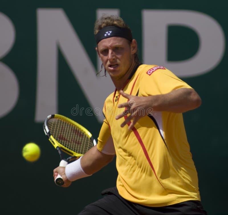 ATP Masters Tennis Monte Carlo 19-27 April 2008 stock image