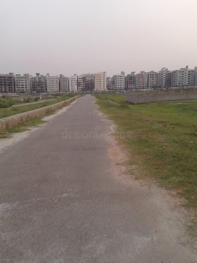 atrás da cidade de dhaka fotos de stock