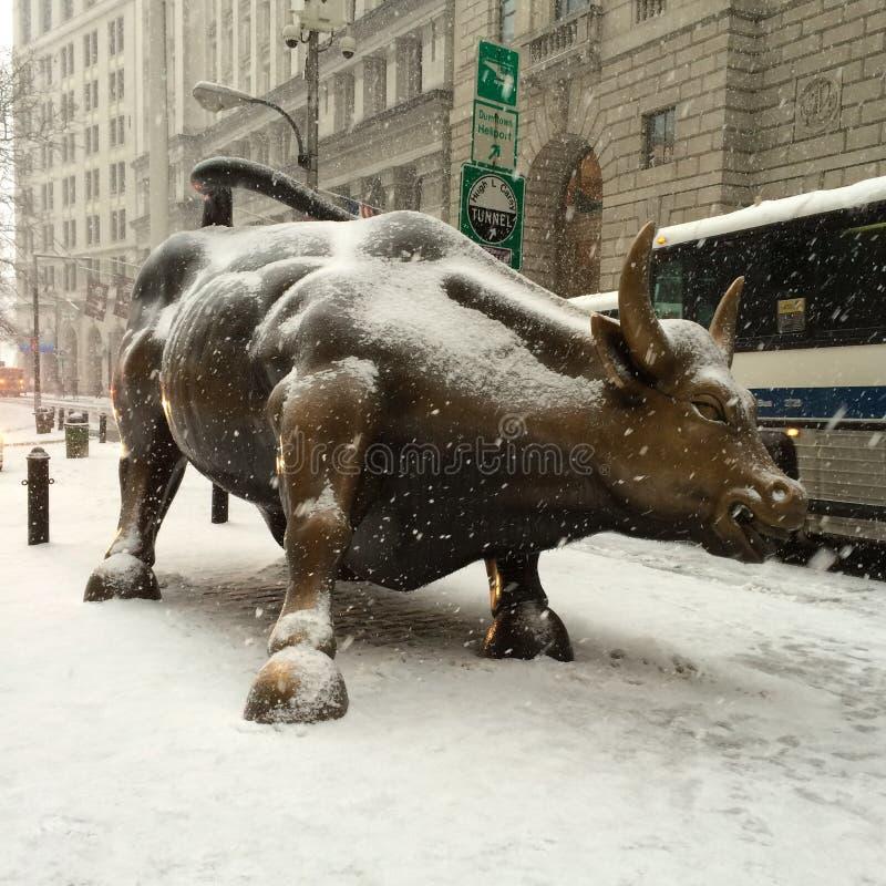Atracción turística de la nieve imagen de archivo libre de regalías