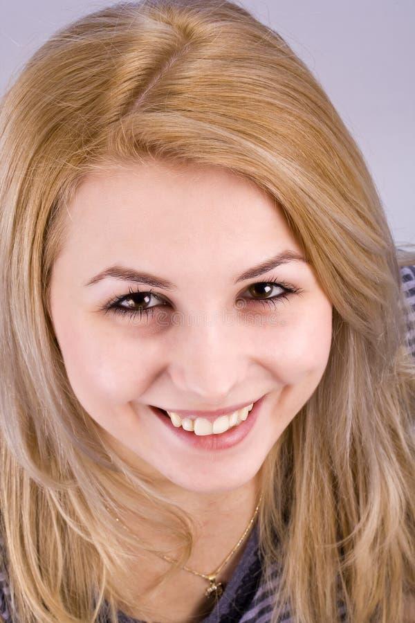 Download Atractive kobieta zdjęcie stock. Obraz złożonej z podbródek - 13342822