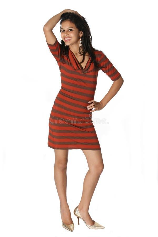 Free Atractive Young Woman Posing Royalty Free Stock Photos - 3987198