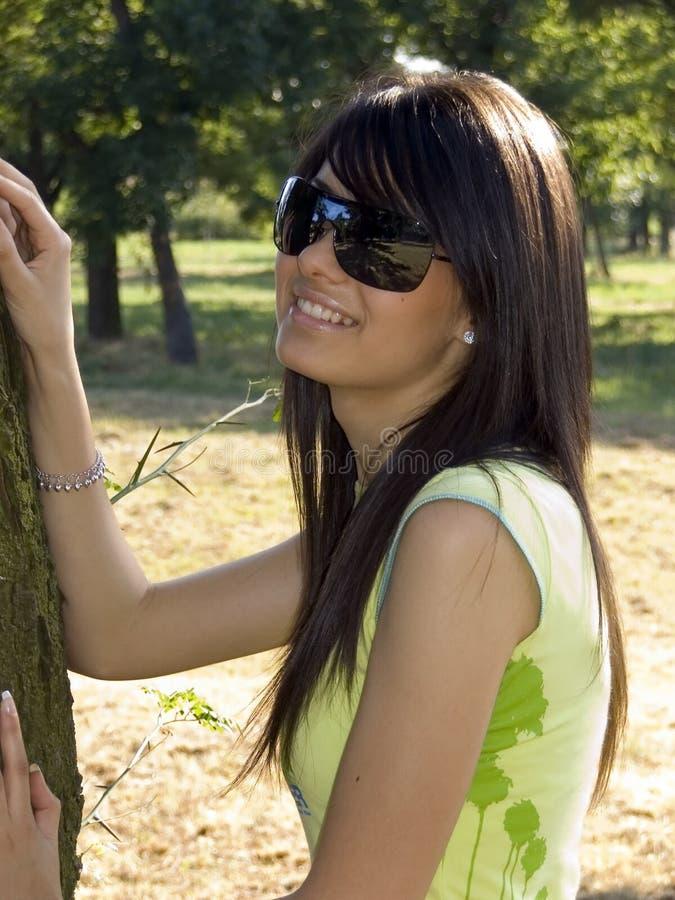 atrakcyjna dziewczyna fotografia royalty free