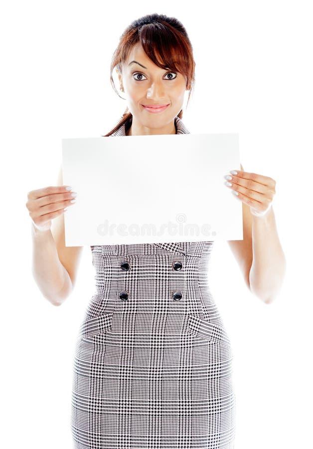 Download Atrakcyjna Indiańska Kobieta Odizolowywająca Na Białym Tle Zdjęcie Stock - Obraz złożonej z elegancja, piękny: 41952900