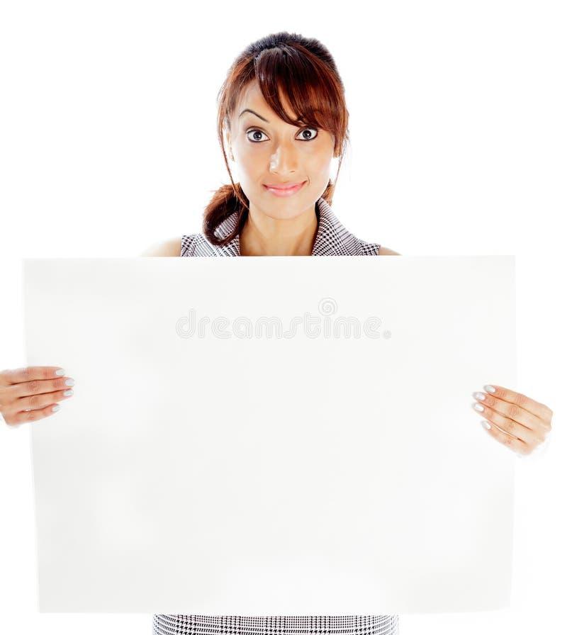 Download Atrakcyjna Indiańska Kobieta Odizolowywająca Na Białym Tle Obraz Stock - Obraz złożonej z blank, osoba: 41952915