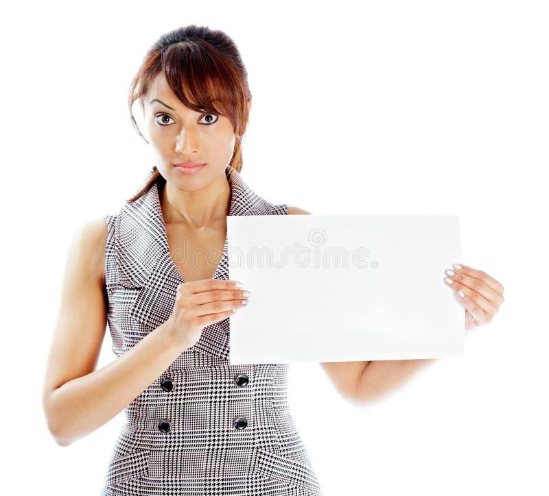Download Atrakcyjna Indiańska Kobieta Odizolowywająca Na Białym Tle Obraz Stock - Obraz złożonej z zadumany, atrakcyjny: 41952917