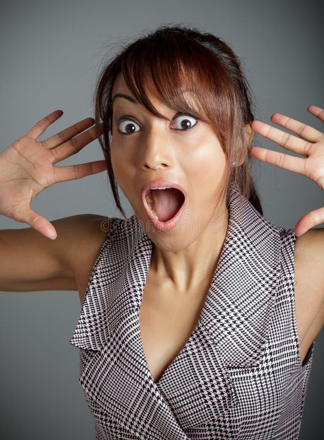 Download Atrakcyjna Indiańska Kobieta Odizolowywająca Na Białym Tle Zdjęcie Stock - Obraz złożonej z zadumany, dorosły: 41952990