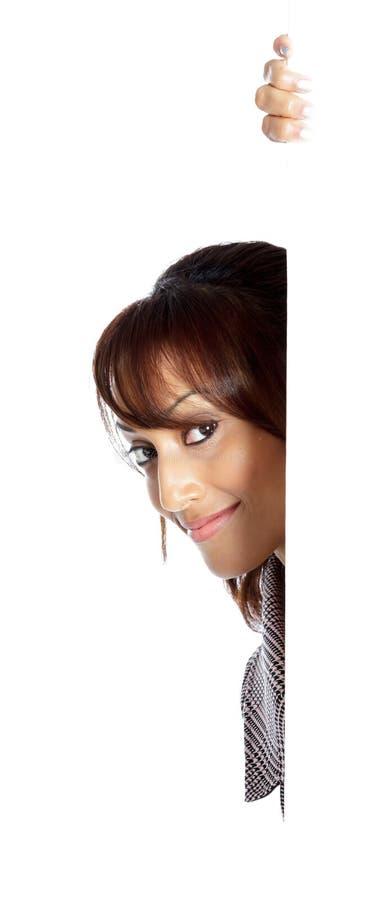 Download Atrakcyjna Indiańska Kobieta Odizolowywająca Na Białym Tle Zdjęcie Stock - Obraz złożonej z biznes, positivity: 41953134