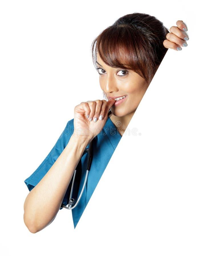 Download Atrakcyjna Indiańska Kobieta Odizolowywająca Na Białym Tle Obraz Stock - Obraz złożonej z przestrzeń, hairball: 41953711