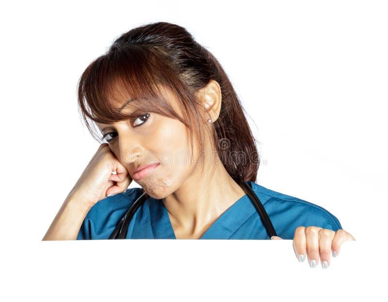 Download Atrakcyjna Indiańska Kobieta Odizolowywająca Na Białym Tle Obraz Stock - Obraz złożonej z przestrzeń, generalissimo: 41953789