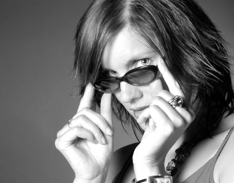 atrakcyjna kobieta fotografia stock