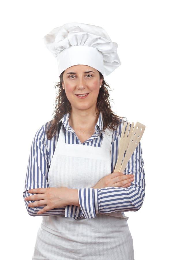 atrakcyjna kucbarska kobieta zdjęcie stock