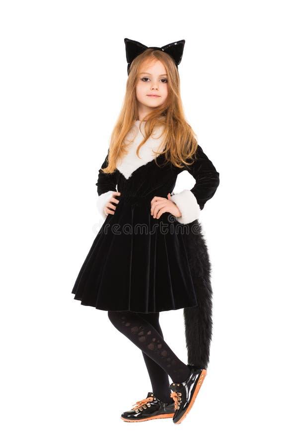 Atrakcyjna mała dziewczynka zdjęcia stock